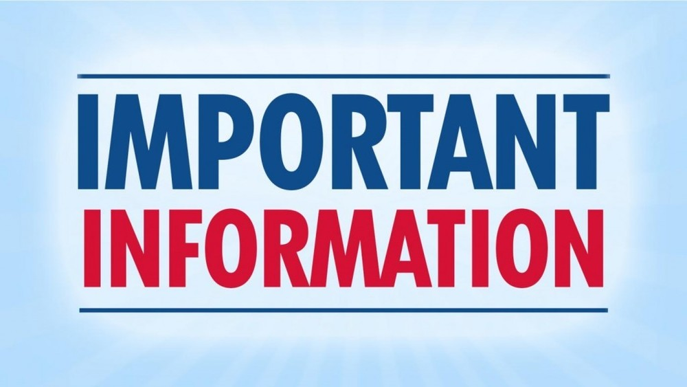 Important Information From Superintendent Owens - 12/19/20
