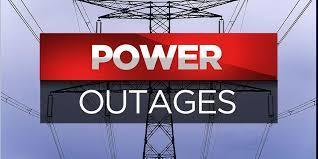 CDL Canceled Due to Power Outages