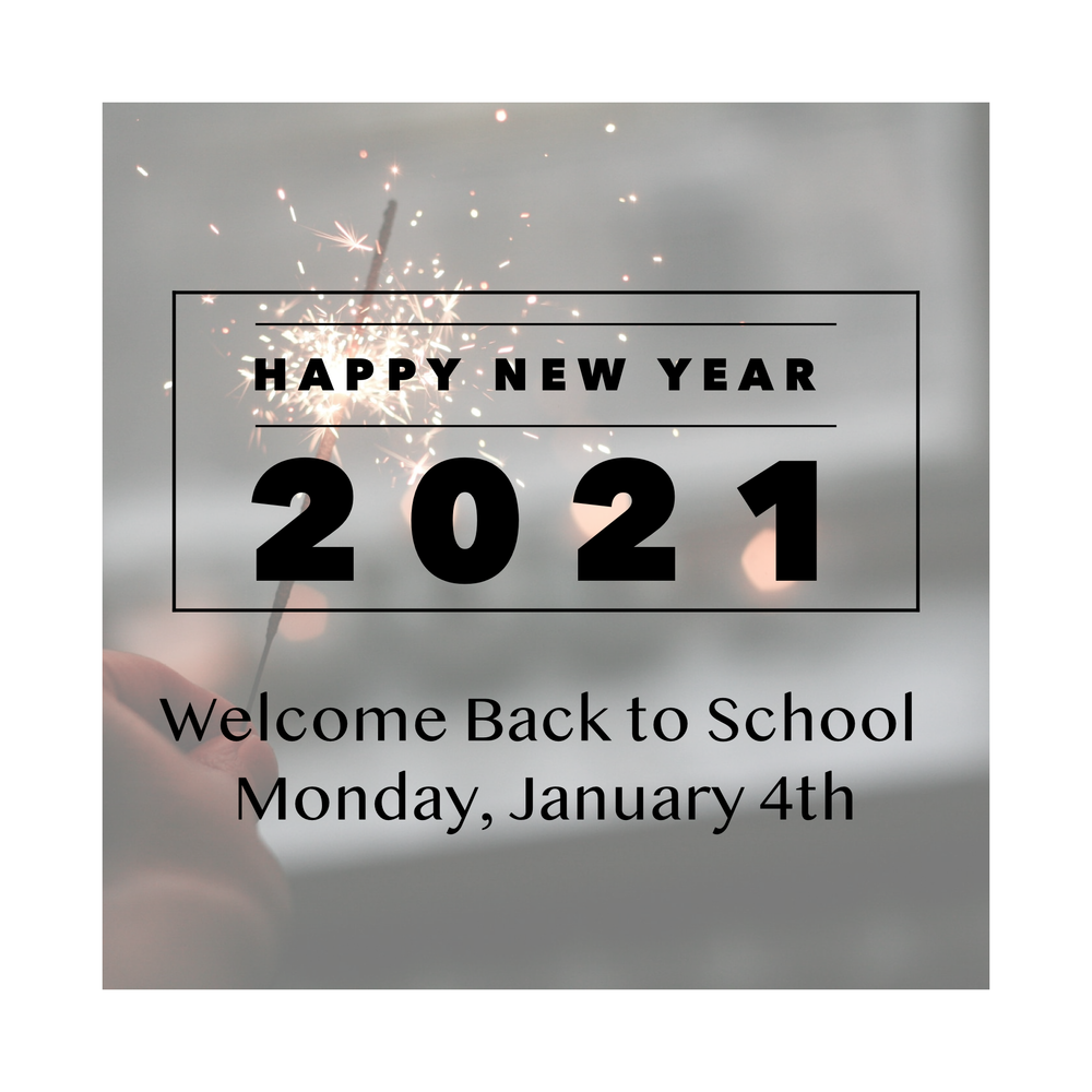 January 4th - Back to School & Conditioning Program